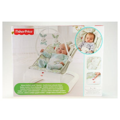 Fisher Price Deluxe Comfort Curve Bouncer