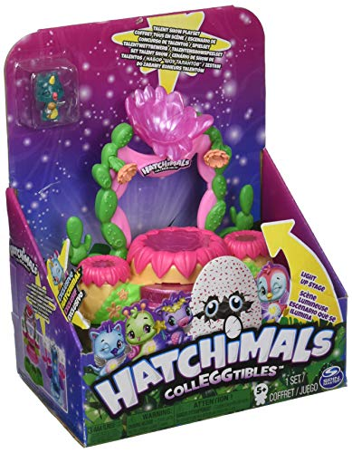 Hatchimals Coll Glow Shimmering Sands