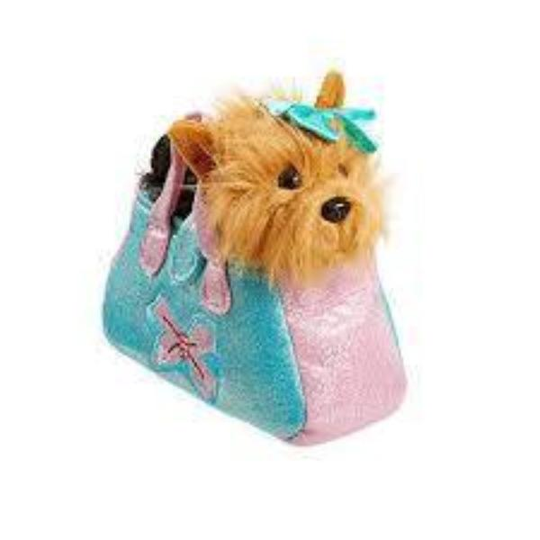 Jo Jo Carry Me Bow Bow Soft Toy