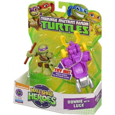 Assorted TMNT 2pk Half Shell Heroes