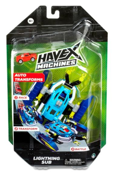 Havex Machines Asst
