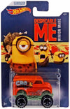 Hot Wheels Despicable Me Minion Made Movie Die Cast Vehicles