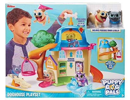 Puppy Dog Pals-Dog House Playset