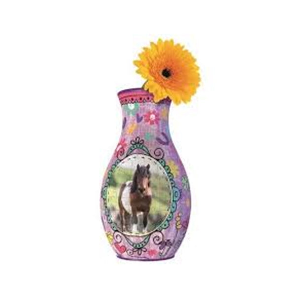 Ravensburger Girly Girl Blumenvase 3D Puzzle