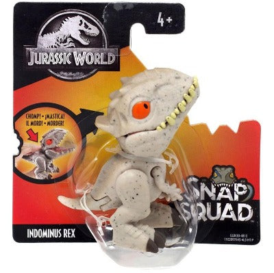 Jurassic World Snap Squad