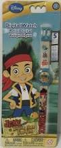 Jake and the Neverland Pirates Digital Watch