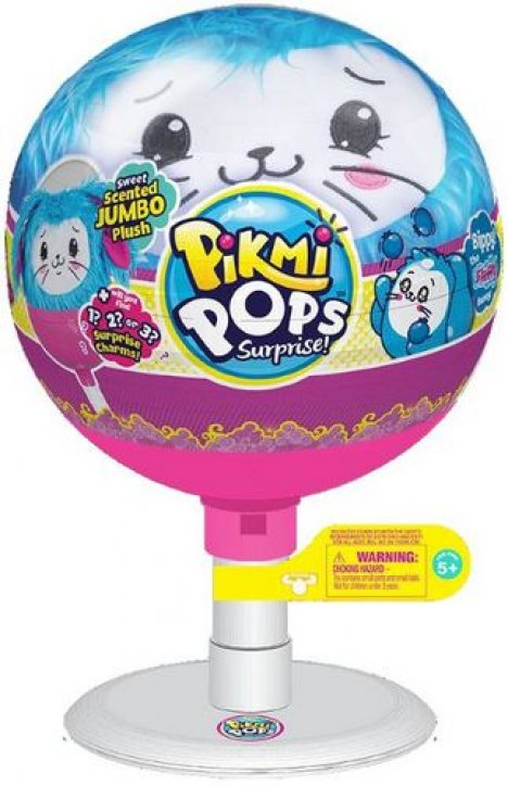 Pikmi Pops Jumbo Plush In Pop With Free Gift