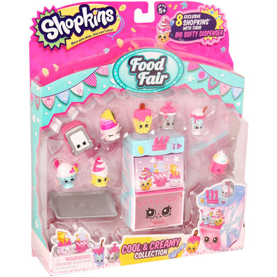 Shopkins Food Fair 8pk