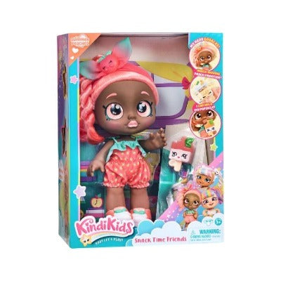 Kindi Kids Toddler Doll - Summer Peaches