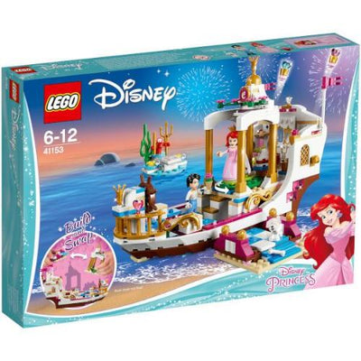 Lego Disney Princess Ariel's Royal Celebration Boat 41153