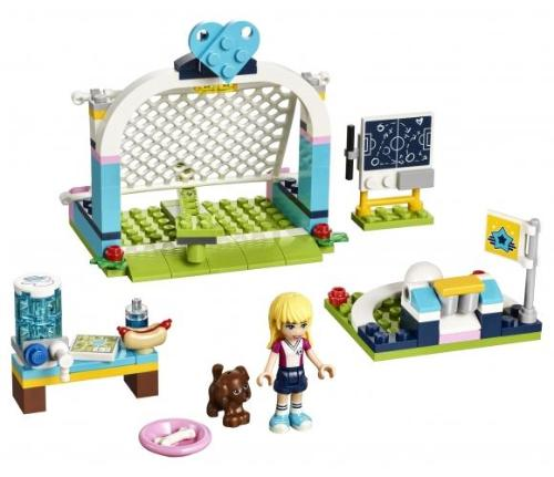Lego Friends Stephanie's Soccer Practice 41330