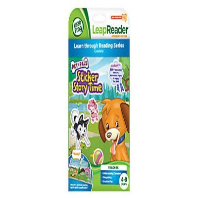 Leapfrog Read & Learn - Pet Pals Sticker Story Time 21205