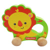Fisher Price My First Rolling Lion
