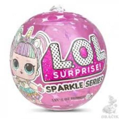 L.O.L Surprise Sparkle Dolls In Skater - Blindbox
