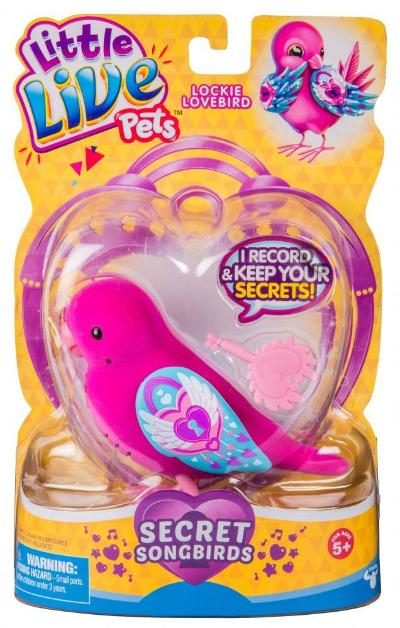 Little Life Pets-Secret Songbirds Single Pack