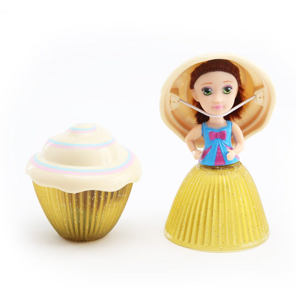 Cupcake Surprise Mini Dolls Glitter Skirts- Series 2