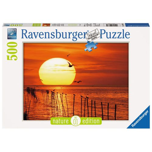 Ravensburger XXL 500pc Puzzle-Magical Sunset