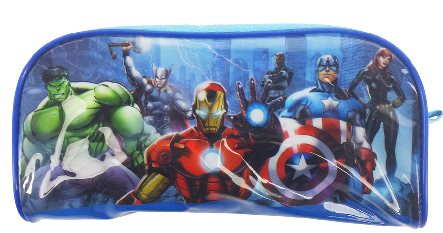 Marvel Puzzle In Pouch