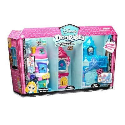 Disney Doorables Deluxe Playset