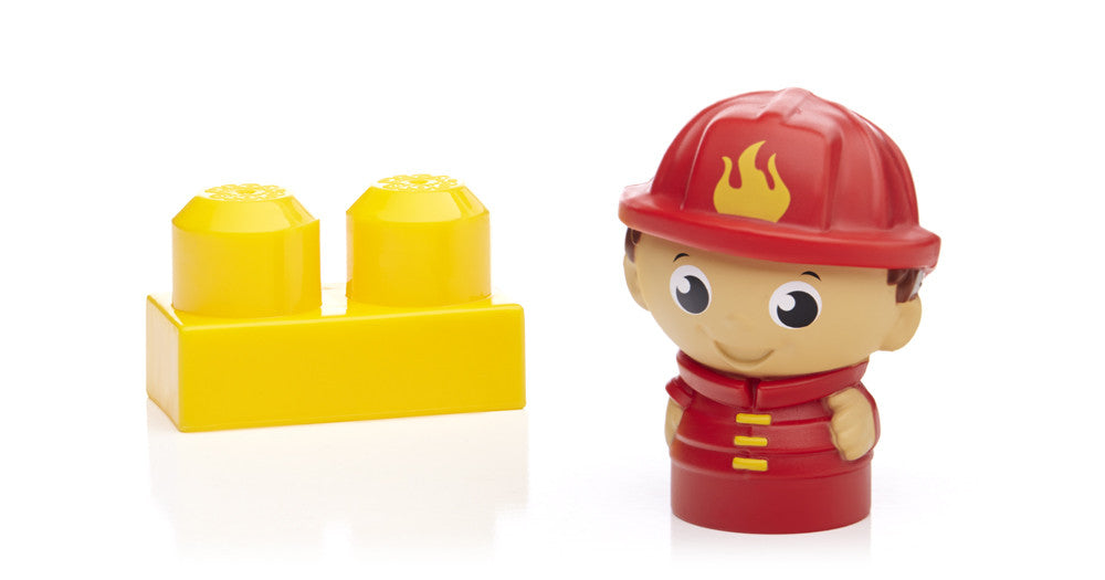 Mega bloks first builders block buddies thekidzone for Builders first