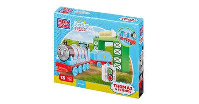 Mega Bloks Junior Builders Thomas and Friends 14 pieces