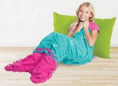 Make It Real Knot & Bling Mermaid Tail