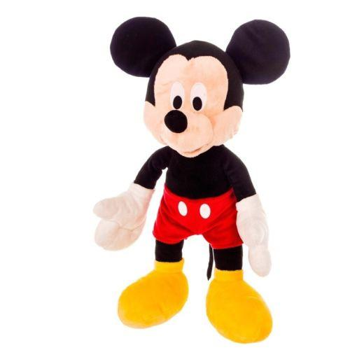 Disney 60cm Super Soft Mickey Mouse Plush