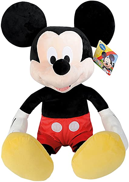 Disney 61cm Mickey Mouse Classic Plush