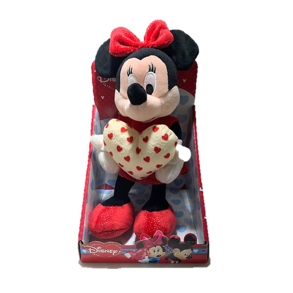 Mickey & Minnie Love Plush
