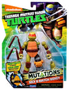 Teenage Mutant Ninja Turtles Mutations Mix & Match Figures