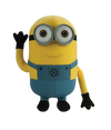 Despicable Me Large Minions Plush-Hard and Soft Goggles