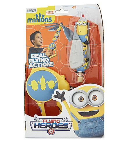 Minions Despicable Me Flying Heroes