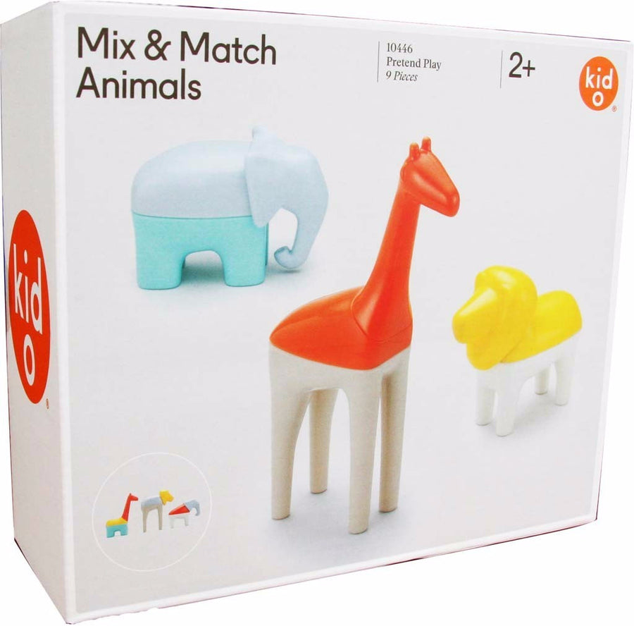 Kido Mix & Match Animals