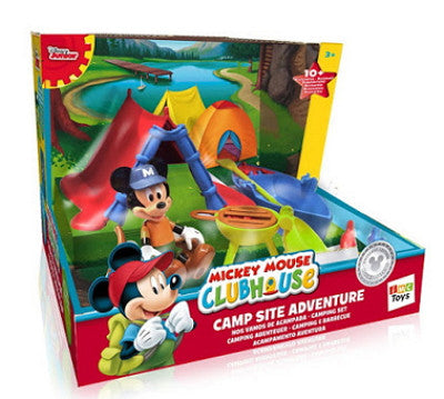 Mickey Mouse Clubhouse Camping Site Adventure