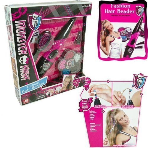 Monster High Fashion Hair Beader