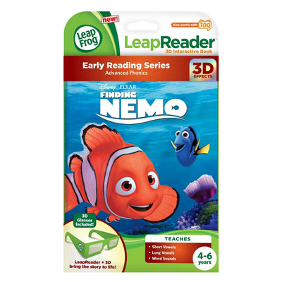LeapReader Early Reading Series Finding Nemo