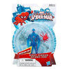 Marvel Ulimate Spiderman Night Mission Spiderman Figure