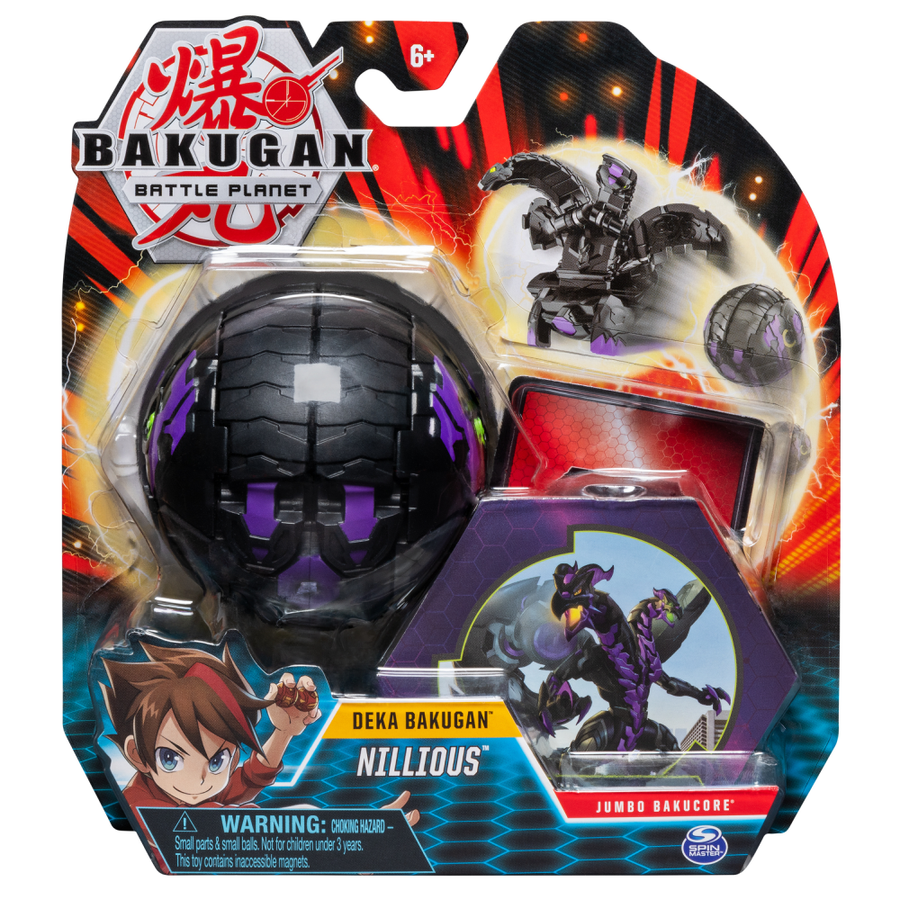 Bakugan Jumbo Ball Pack