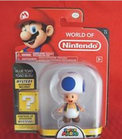 World of Nintendo Super Mario Series 1-2 Action Figure