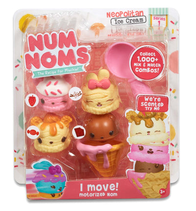 Num Noms Series 1 - Scented 4-Pack