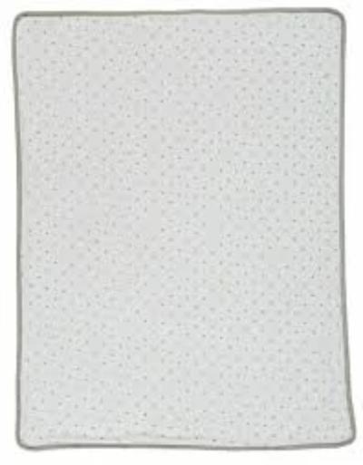 Nattou Noa Tom Max Knitted Blanket