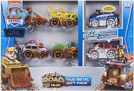 Paw Patrol Die-Cast Multi-Pack