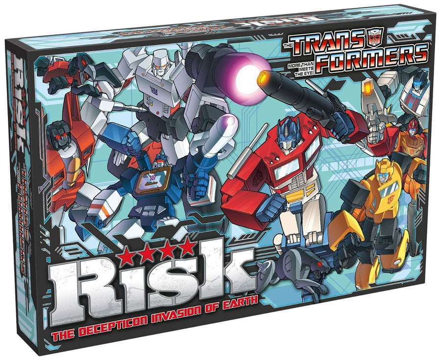 Risk Transformers: The Deception Invasion Of Earth