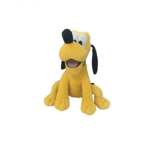 Disney Mickey & Minnie Plush-Pluto Plush With Sound