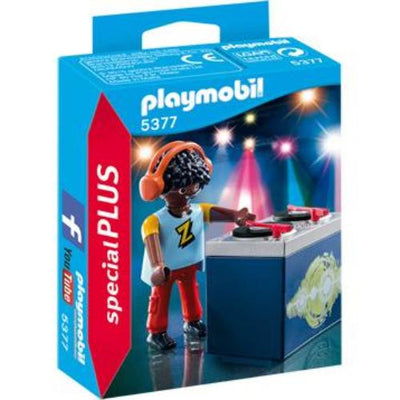 Playmobil Special Plus DJ 5377