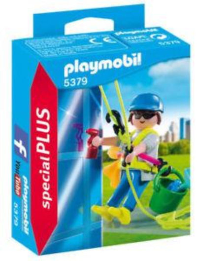 Playmobil Special Plus Window Cleaner 5379