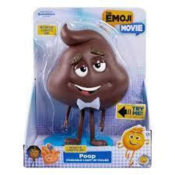 The Emoji Movie Light Up Figurines