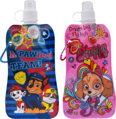 PAW PATROL FOLDABLE WATER CANTEEN