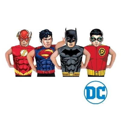 DC BOYS PARTYTIME COSTUME
