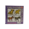 Early Puzzles- Domestic Animals